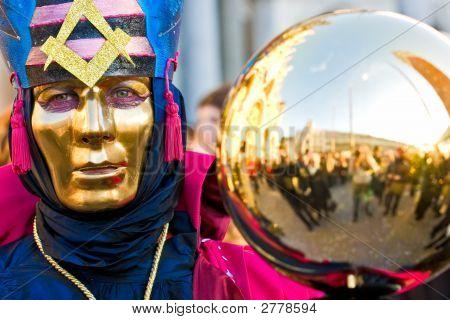 Carnival Mak, Venice, Italy.