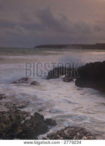 Sea,Co.Cork picado, Irlanda
