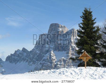 Monte Pelmo, Italy