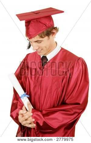 Orgulho de graduação