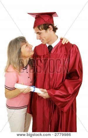 Congratulations Son!