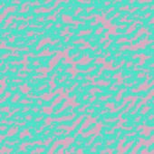 Stripe Texture Pattern. Green Pink Japanese Watercolor Seamless Print. Organic Shibori Vector Tie Dy poster