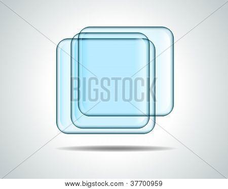 Glass Squares