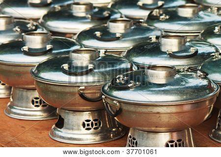 Set Aluminum Cookware