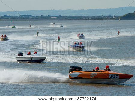 British Waterski Racing Weston-super-Mare