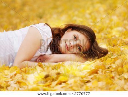 Autumn Girl