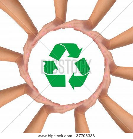 Conceptual Image, Help Recycling