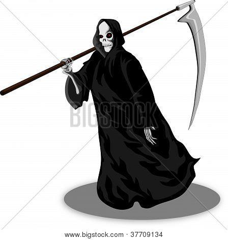 Death Whith Scythe
