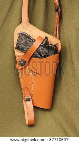Pistol Hand Gun