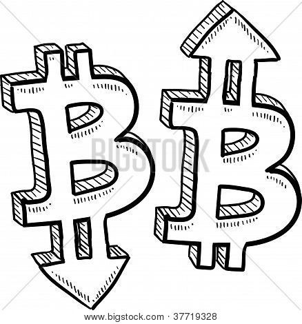 Bitcoin currency symbol value