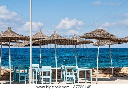 Beach Umbrellas Cyprus