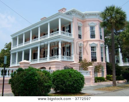 Charleston SC Historic House