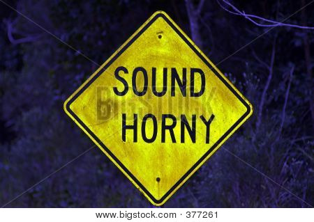 Sound Horny