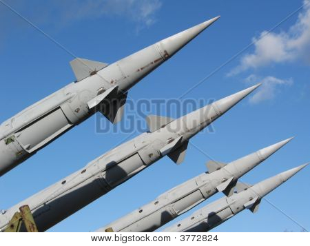 Four Missiles