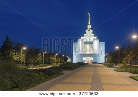 Igreja Mórmon em Kiev