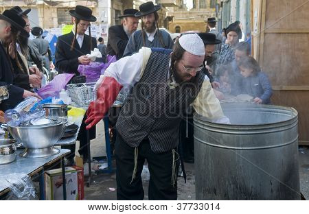 Passover Preparation