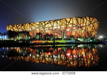 Bird\'S Nest Stadium