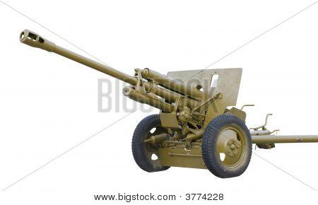 Soviet Field Gun