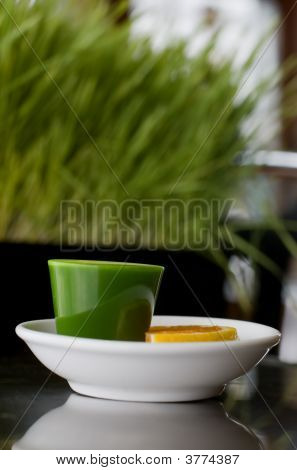 Wheat Grass Shot