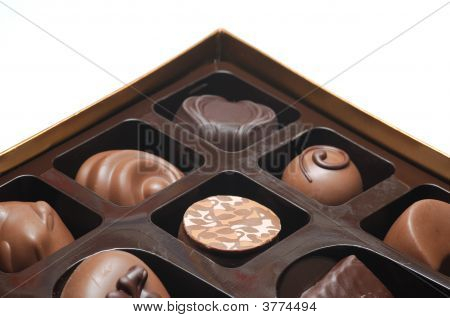 Chocolate Candies Box