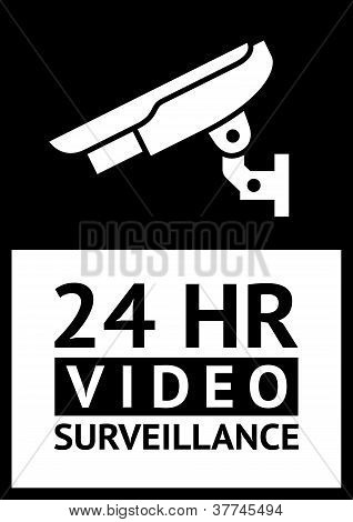 label CCTV