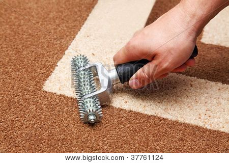 Installation Of Carpet