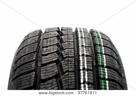 winter tire tread