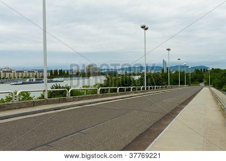 Donau Vienna