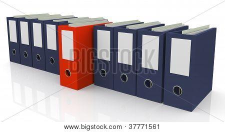 3D File Box.