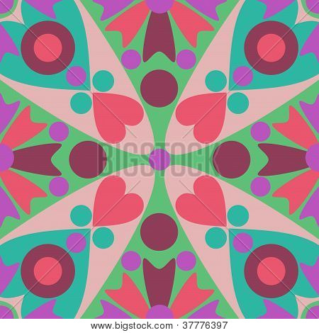 Ornamental-pattern