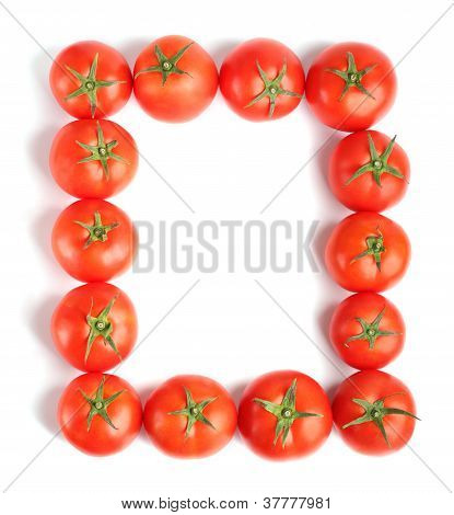 Red Tomatoes Frame