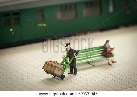 Station Porter