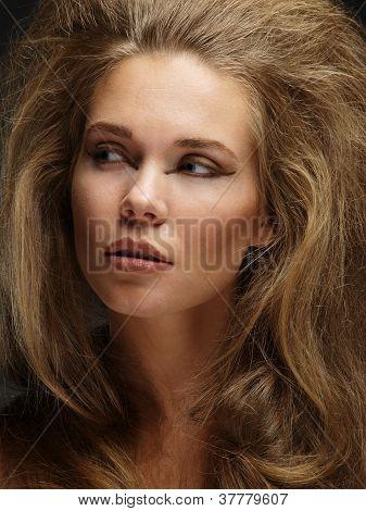 Lions Woman