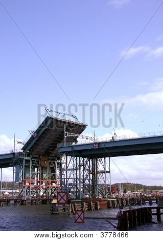 Gothenburg Drawbridge