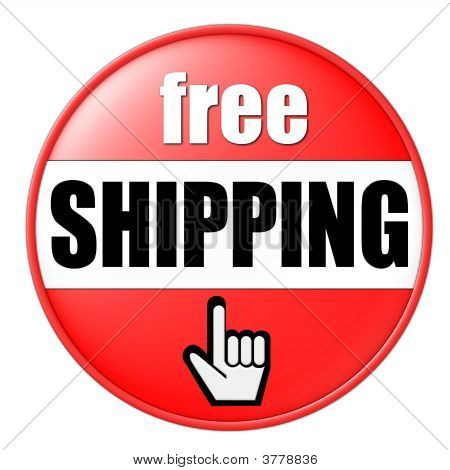 Free Shipping Red