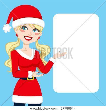 Santa Claus Blonde
