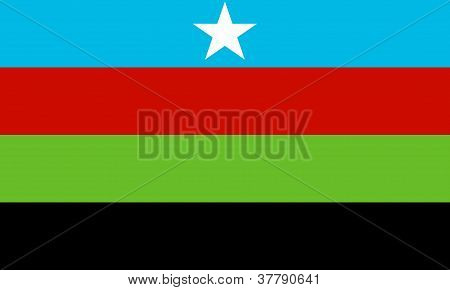 Somali Bantu Flag