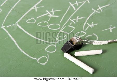 American Football Coaches Items