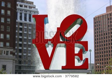 Parque do amor, Philadelphia