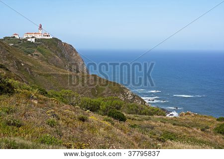 Cliffs Of Roca Cape