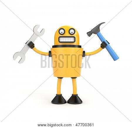 Robot worker