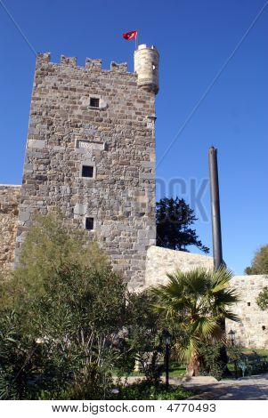 Tower In Bodrum