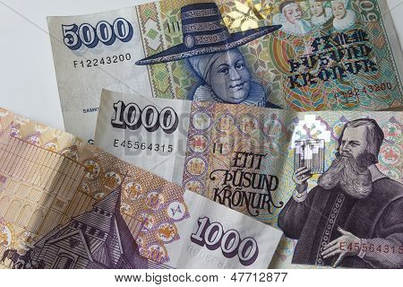 Icelandic money