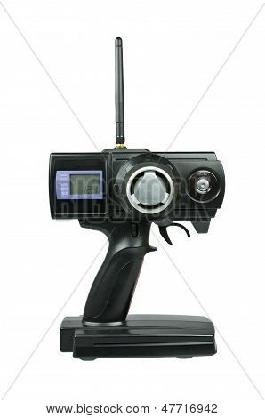 Radio Controlled (rc) Transmitter For Model Cars