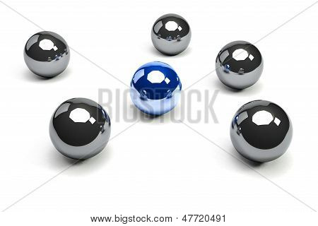 Spheres Concept