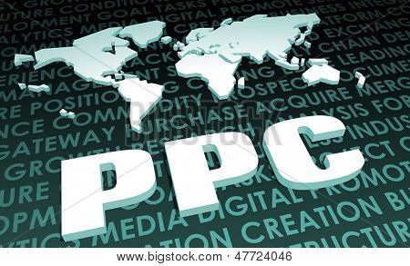 PPC Industry Global Standard on 3D Map