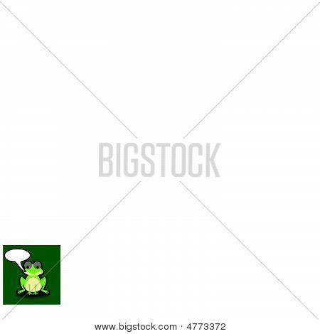 Speech Frog