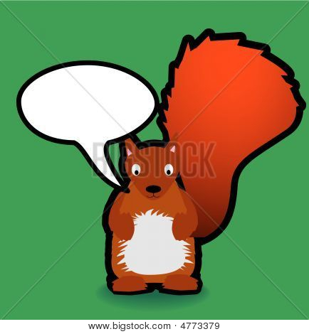 Speech Squirrel