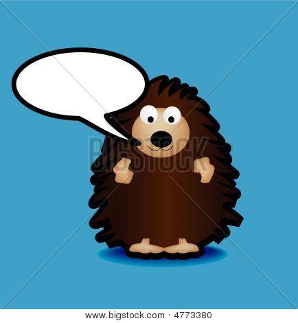 Speech Hedgehog