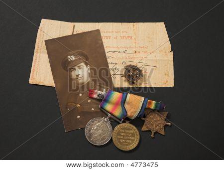 Great War Memorabilia